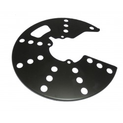 Disc Brake Mudguard - Left