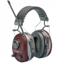 Quie Tunes 660 AM/FM Radio Earmuffs