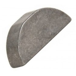Woodruff Key 25mm Shaft