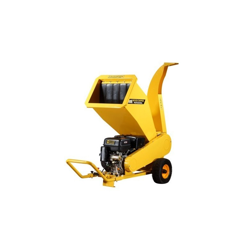 15 HP Professional Side Discharge Wood Chipper