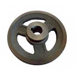Garden Chipper Rotor Drive Pulley